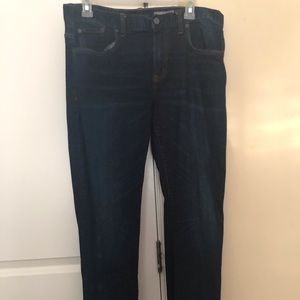 Dark Men's Aeropostale Jeans
